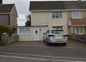 Thumbnail 3 bed semi-detached house for sale in Briar Dene, Swansea