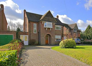 Thumbnail 4 bed detached house for sale in Shenley Hill, Radlett, Hertfordshire