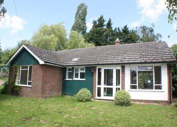 Thumbnail 3 bed bungalow to rent in Wye Road, Boughton Lees, Ashford