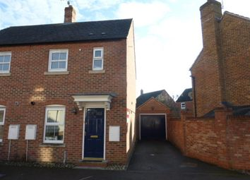 Thumbnail 2 bed semi-detached house for sale in Brimmers Way, Aylesbury