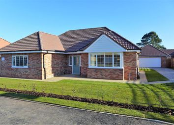 Thumbnail 3 bed detached bungalow for sale in Tower Place, Woodhall Spa