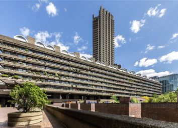Thumbnail 2 bed flat for sale in Defoe House, Barbican, London