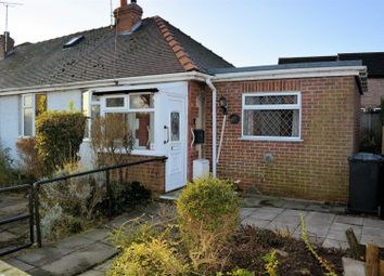 Thumbnail 2 bed semi-detached bungalow for sale in Elston Place, Selby