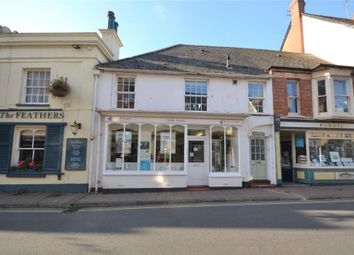 Thumbnail 1 bed maisonette for sale in High Street, Budleigh Salterton, Devon