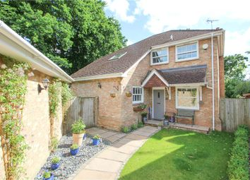 Thumbnail 4 bed property for sale in France Hill Drive, Camberley, Surrey