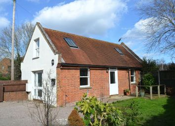 Thumbnail 2 bed detached house to rent in Ruckinge Road, Hamstreet, Ashford