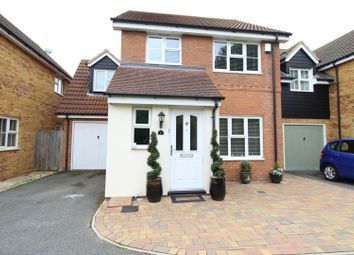 3 bed detached house for sale in Burleigh Close, Romford RM7