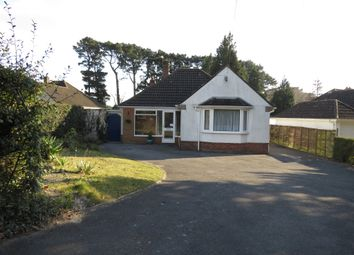 Thumbnail 2 bed detached bungalow for sale in Turbary Road, Ferndown