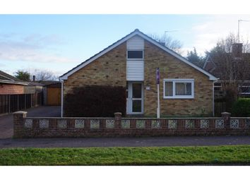 Thumbnail 3 bed detached bungalow for sale in Spring Vale, Waterlooville