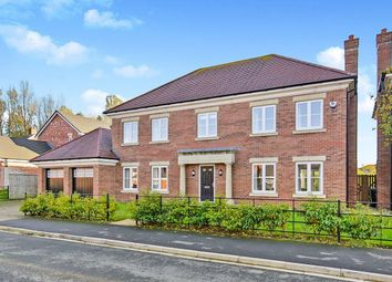 Thumbnail 4 bed detached house to rent in Chevallier Court, Durham