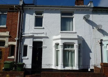 Thumbnail 3 bed property to rent in Alverstone Road, Southsea