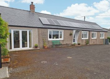 Thumbnail 4 bed detached bungalow for sale in Hightae, Lockerbie, Dumfries And Galloway