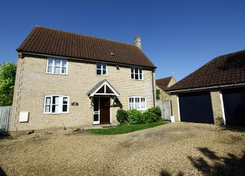 Thumbnail 3 bedroom detached house to rent in Trent Vc Close, Methwold