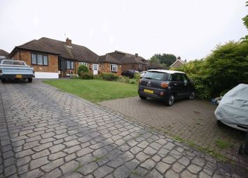 Thumbnail 3 bed semi-detached bungalow for sale in Upshire Road, Waltham Abbey