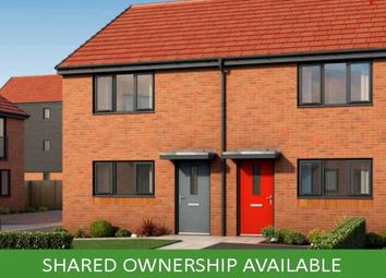 Thumbnail 2 bed semi-detached house for sale in First Avenue, Queenborough