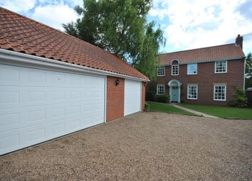 Thumbnail 5 bed detached house for sale in Thorpe Lane, Thorpe In Balne, Doncaster