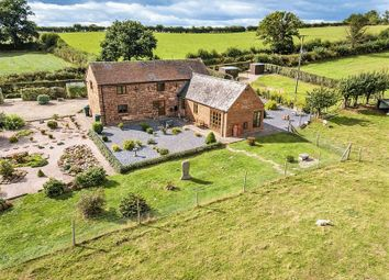Thumbnail 3 bed detached house for sale in Offley Brook, Eccleshall, Stafford