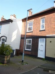 Thumbnail 3 bed terraced house to rent in Strangman Street, Leek, Staffordshire