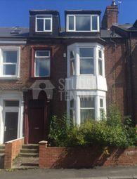 Thumbnail 8 bedroom shared accommodation to rent in Beechwood Terrace, Sunderland