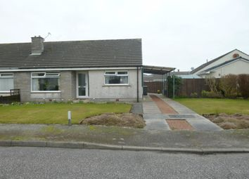 Thumbnail 3 bed semi-detached bungalow for sale in Kirkennan Drive, Dalbeattie
