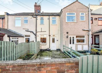 Thumbnail 3 bed terraced house for sale in Mill Street, Rotherham