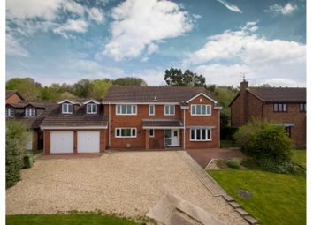 Thumbnail 5 bed detached house for sale in Albion Crescent, Lincoln