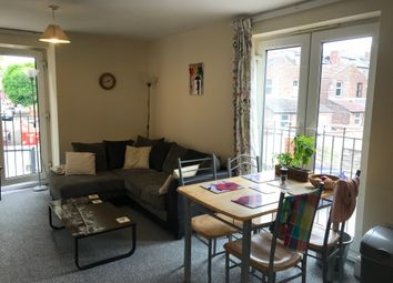 Thumbnail 1 bed flat to rent in Ladybarn Crescent, Fallowfield