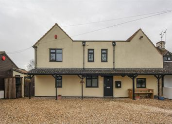 Thumbnail 4 bed detached house for sale in Shrub Farm, Burton Row, Brent Knoll, Somerset