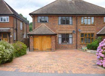 Thumbnail 3 bed semi-detached house to rent in Longmeads, Langton Green, Tunbridge Wells