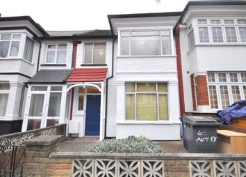 Thumbnail 3 bed terraced house to rent in Audley Road, London