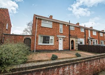 Thumbnail 3 bedroom terraced house for sale in Sandcroft Road, York