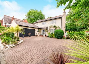 Thumbnail 4 bed detached house for sale in Greenleach Lane, Worsley, Manchester, Greater Manchester