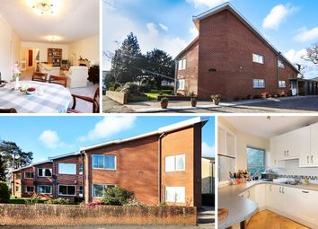 Thumbnail 2 bed flat for sale in St. Edeyrns Road, Cyncoed, Cardiff