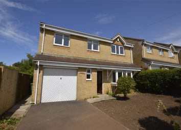 Thumbnail 4 bed detached house to rent in Woodview, Chilcompton, Radstock, Somerset
