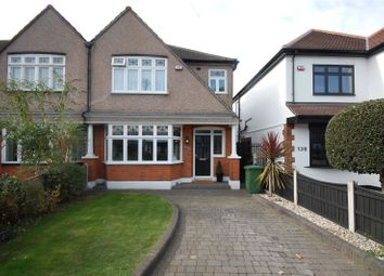 Thumbnail 3 bed end terrace house for sale in Balgores Lane, Gidea Park, Essex