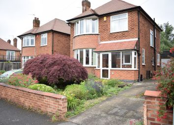 Thumbnail 3 bed detached house for sale in Waveney Close, Nottingham