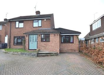 Thumbnail 4 bed detached house for sale in Frogmore Park Drive, Blackwater, Surrey