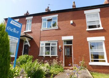 Thumbnail 2 bed terraced house for sale in Lockside, Marple, Stockport