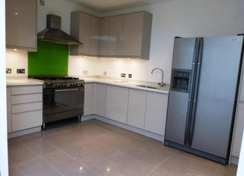 Thumbnail 3 bed flat to rent in Thorpe Road, Longthorpe, Peterborough