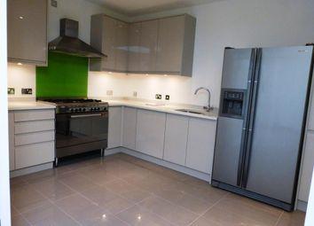 Thumbnail 3 bed flat to rent in Thorpe Road, Longthorpe, Peterborough