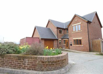 Thumbnail 4 bed detached house for sale in Cyntaf Ac Olaf, Cefn Coch, Welshpool, Powys