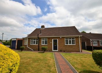 Thumbnail 2 bed detached bungalow for sale in Bristol Drive, Mickleover, Derby