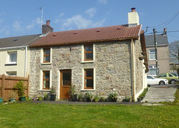 Thumbnail 2 bed end terrace house for sale in Cwmgarw Road, Upper Brynamman, Ammanford, Carmarthenshire.