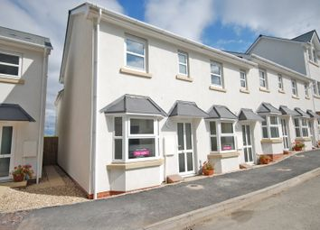 Thumbnail 3 bed end terrace house for sale in Ackland Close, Bideford