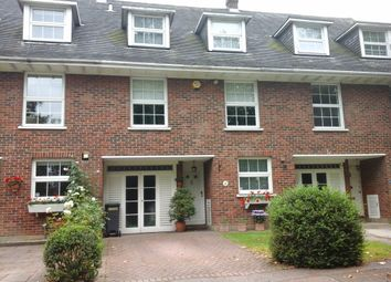 Thumbnail 4 bed town house for sale in Theydon Grove, Epping