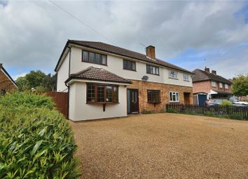 Thumbnail 4 bed semi-detached house for sale in St. Johns Crescent, Stansted