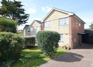 Thumbnail 3 bed detached house for sale in Bampton Close, Headley Park, Bristol
