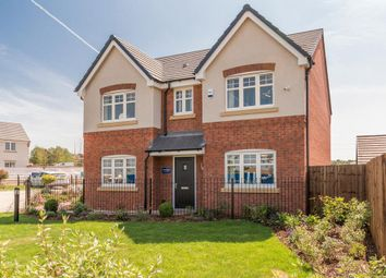 "Thumbnail 4 bed detached house for sale in ""Whittington"" at Europa Way, Warwick"
