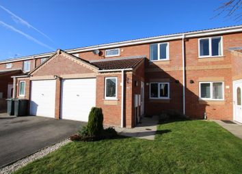 Thumbnail 3 bed terraced house for sale in Westbeck, Ruskington, Sleaford