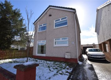 Thumbnail 3 bed detached house for sale in Bentfoot Road, Wishaw, North Lanarkshire